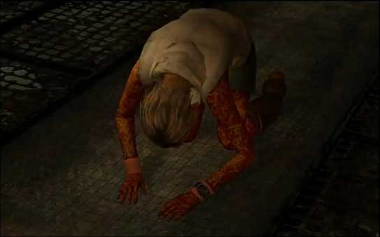 Silent Hill 3 - birthing God