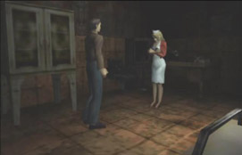 Silent Hill - Harry in Nowhere