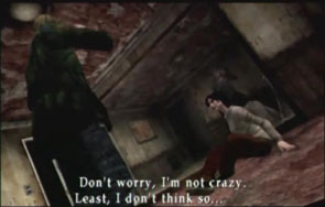 Silent Hill 2 - I'm not crazy