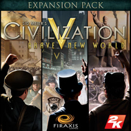Civilization V: Brave New World - cover