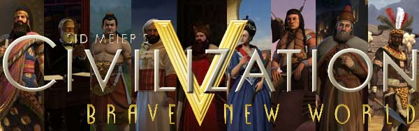 Civilization V: Brave New World - banner