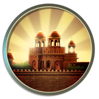 Civilization V - Indian Mughal Fort