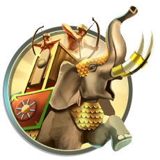 Civilization V - Indian War Elephant