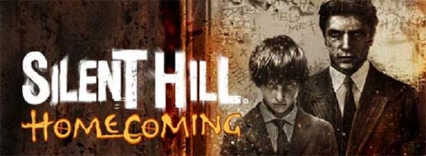 Silent Hill Homecoming title