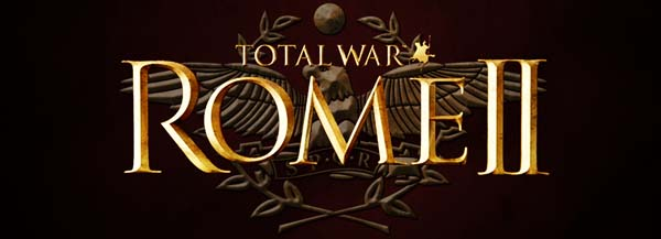 Total War Rome II: title