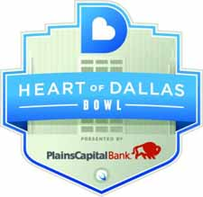 Heart of Dallas bowl logo