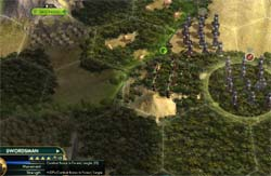 Civilization V: Brave new World - Aztecs defeat Brazil
