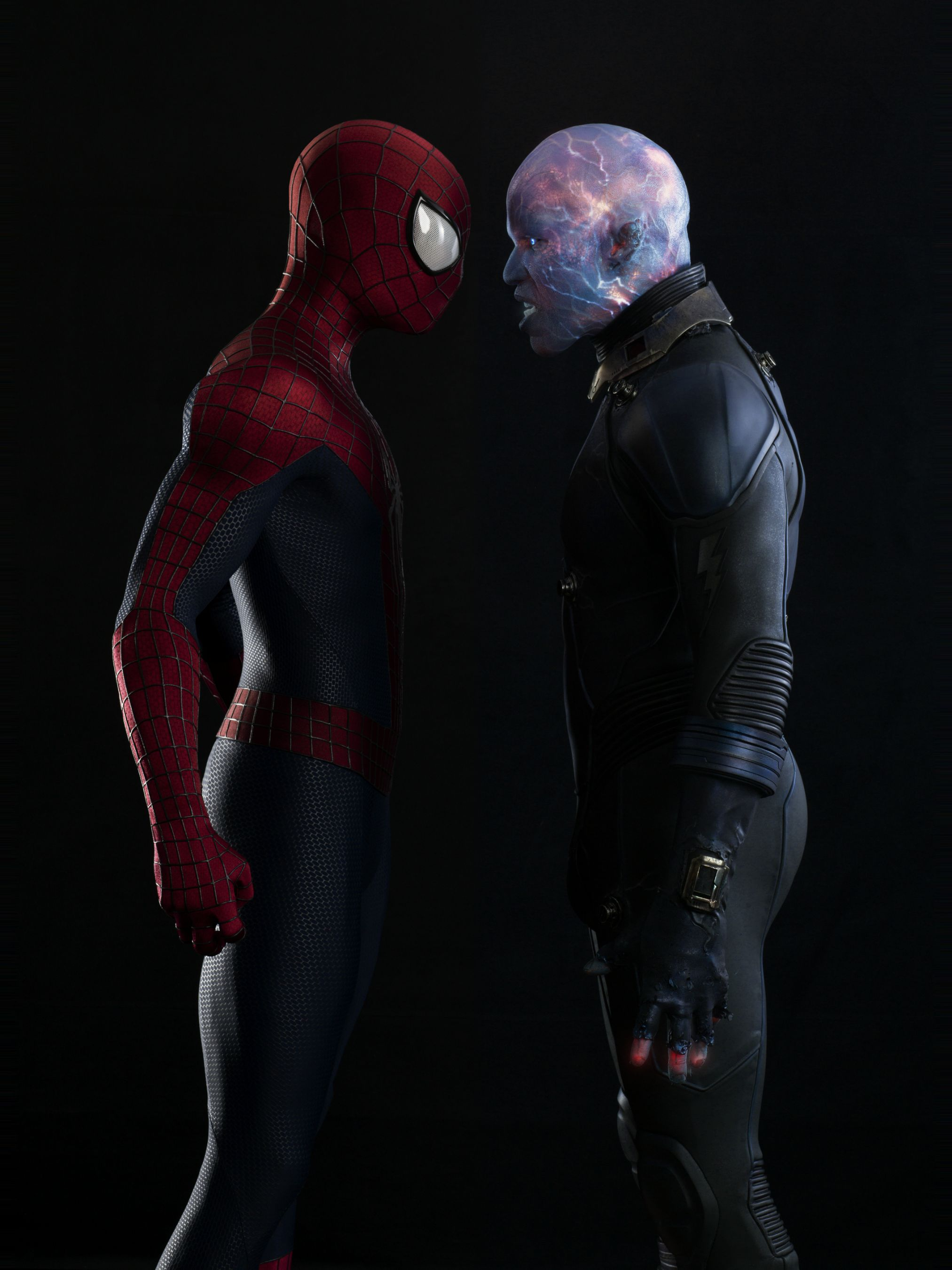 Will 'Amazing Spider-Man 2' successfully apologize for the ...  Spider