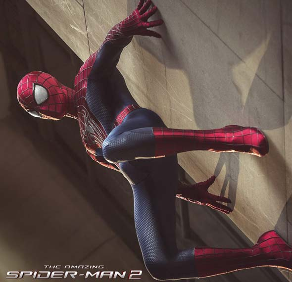 Amazing Spider-Man 2 - costume redesign