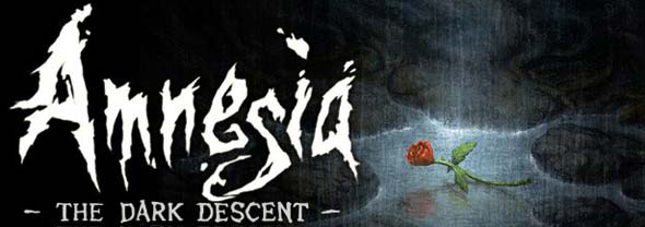 Amnesia: the Dark Descent game banner