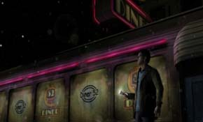 Silent Hill Shattered Memories - diner
