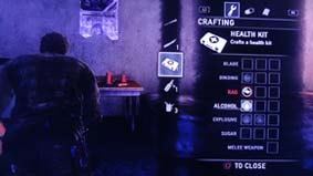 Last of Us - inventory glitch?