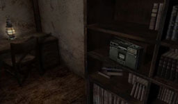 Silent Hill 3 - Vincent's tape recording