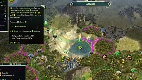 Civilization V - India wants Lake Victoria