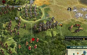 Civilization V - assimilating barbarians 2