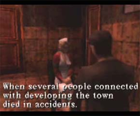 Silent Hill - developer deaths