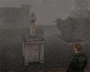 Silent Hill 2 - Jennifer Carroll's monument