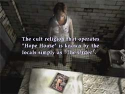 Silent Hill 3 - The Order