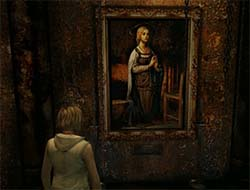 Silent Hill 3 - Jennifer Carroll portrait