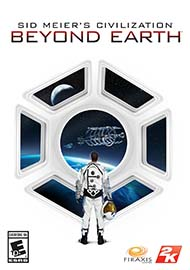 Civilization: Beyond Earth - boxart