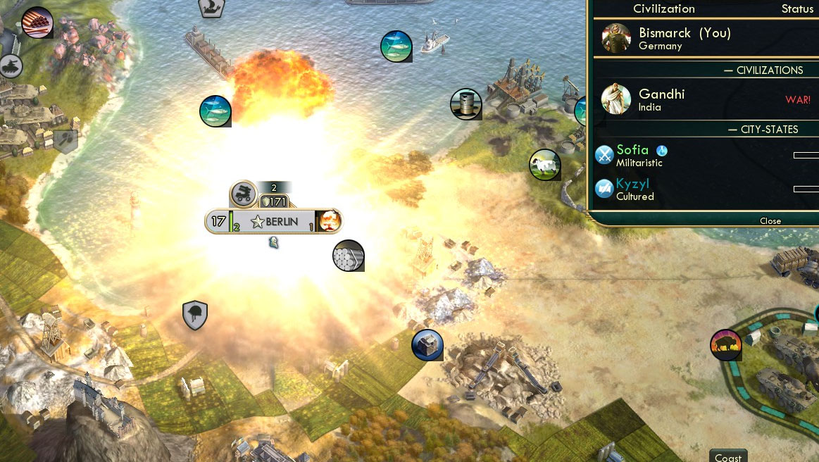 How To Build Nuke In Civ