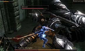 Demon's Souls - blue phantom ally