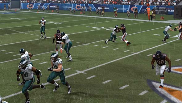 Madden '15 - Screen pass