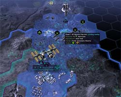 Civilization: Beyond Earth - orbital layer