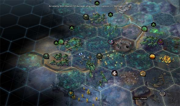 Civilization: Beyond Earth - aliens