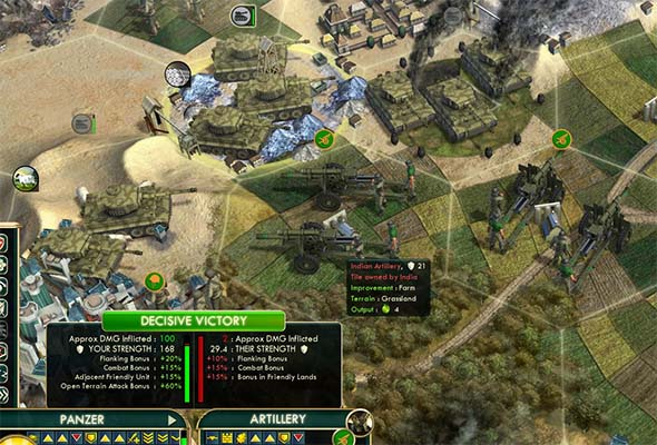Civilization V - German Panzer