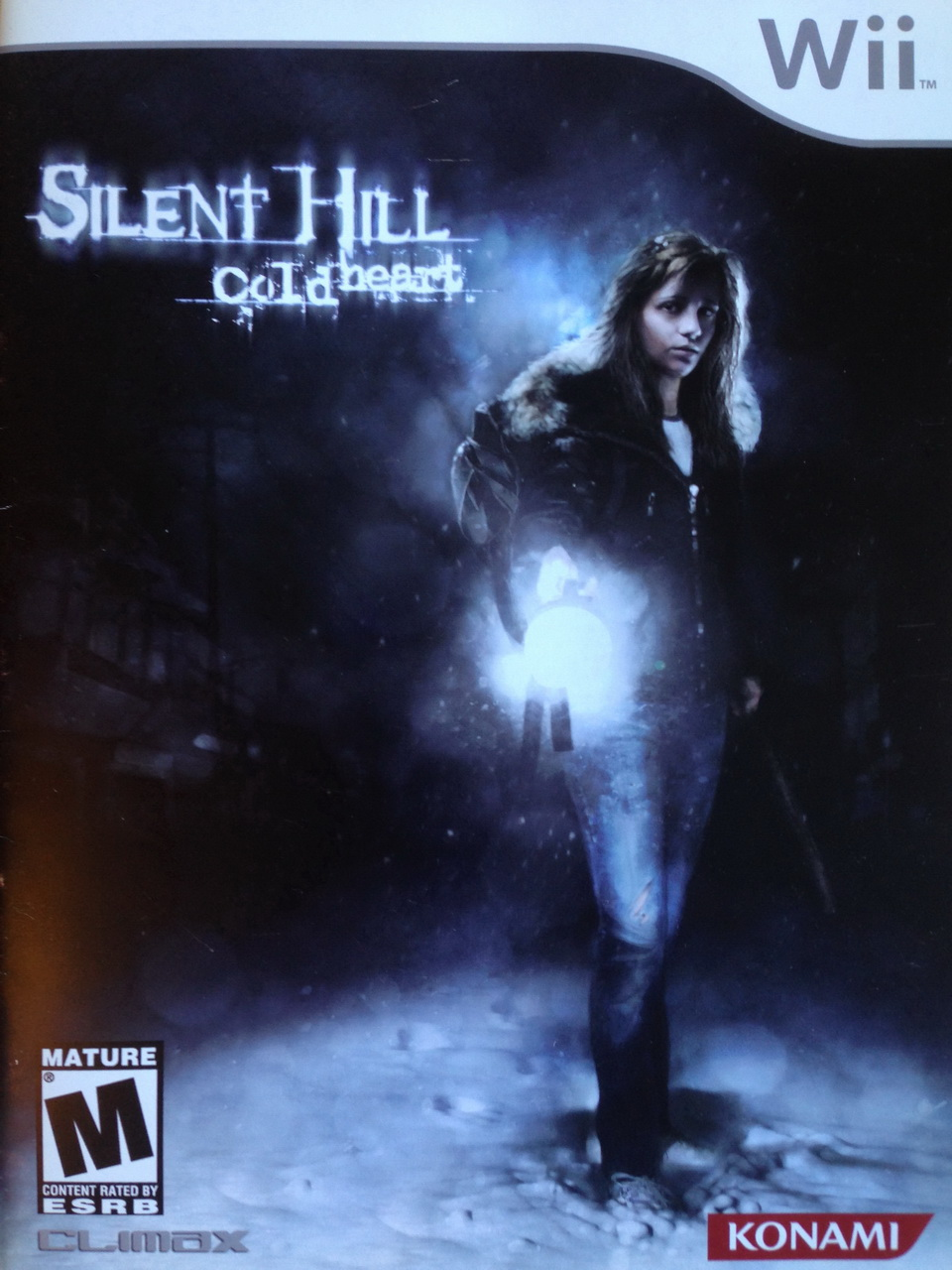 Cold Heart The Silent Hill Wii Game That Could Have Been