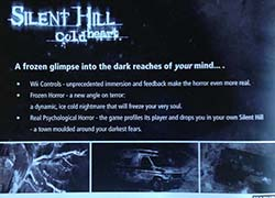 Silent Hill: Cold Heart - back cover