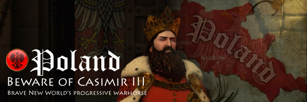 Civilization V - Casimir III of Poland