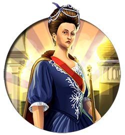 Civilization V: Brave New World - Maria I