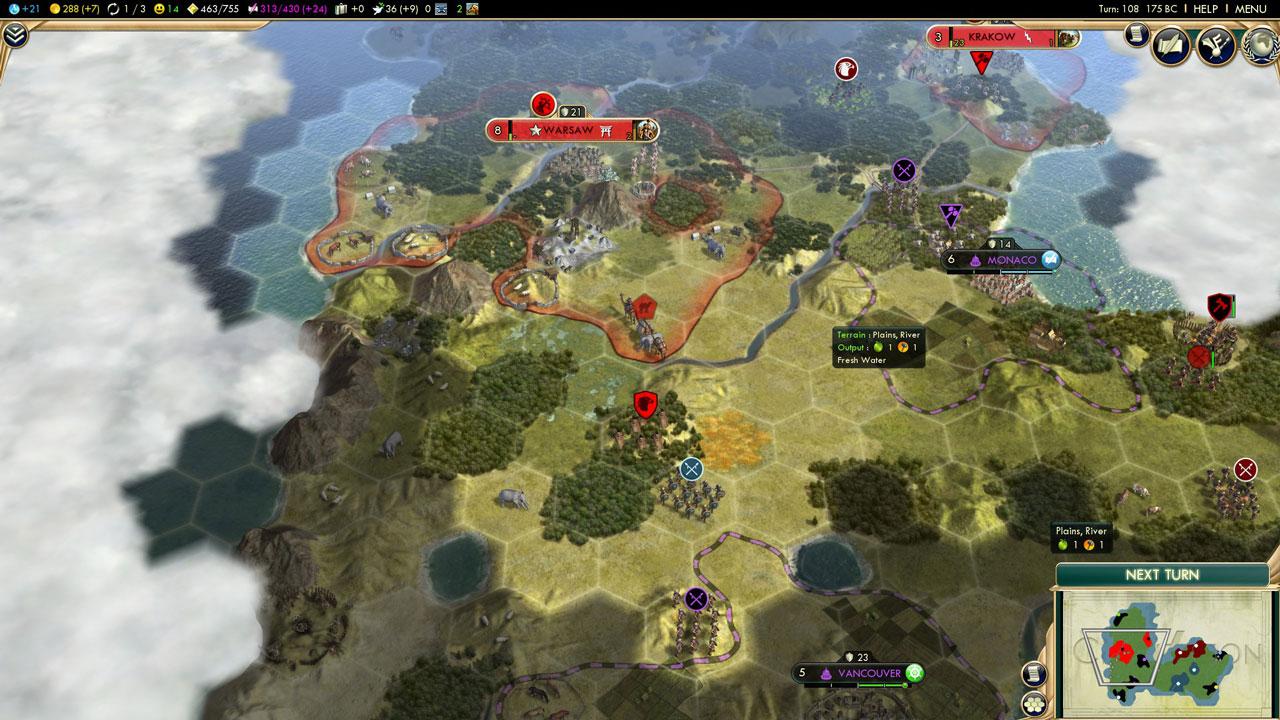 Civilization V Strategy Beware Of Casimir III Brave New World - Japan map civ 5