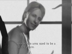 Silent Hill 2 - sacred place