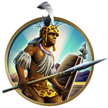 Civilization V: Brave New World - Zulu Impi