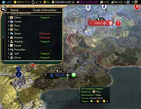 Civilization V - I have multiple Furs