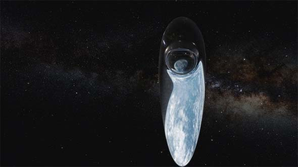 Cosmos A Spacetime Odyssey - new Ship of the Imagination