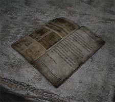 Silent Hill - travel brochure