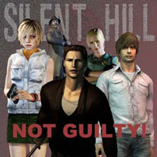 Silent Hill - not guilty characters