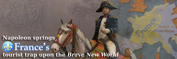 Civilization V - Napoleon of France