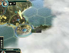 Civilization V - 2 turns from a tech