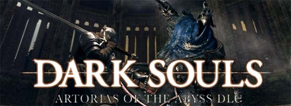 Dark Souls: Artorias of the Abyss - title