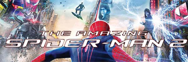 Amazing Spider-Man 2 title