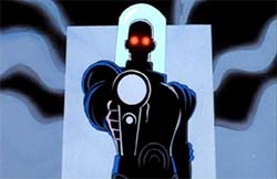 Batman Animated Series: 'Heart of Ice' with Mr. Freeze