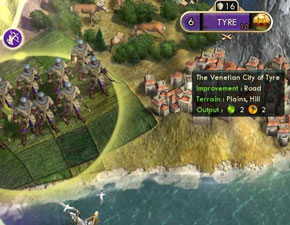 Civilization V - Mercantile luxuries disappear