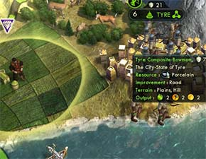 Civilization V - Buying a Mercantile CS