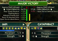 Civilization V - Zulu Impi spear throw not included in combat odds