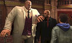 Amazing Spider-Man 2 game - oversized Kingpin